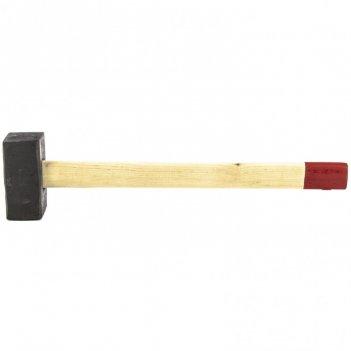 Кувалда, 5000 г, кованая головка, деревянная рукоятка павлово россия