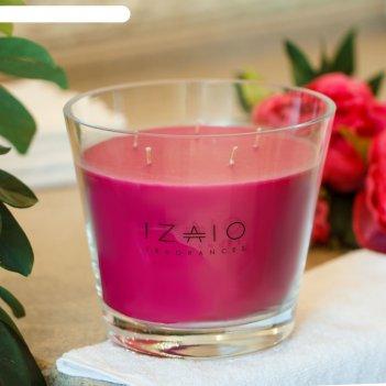 Свеча ароматическая soho грейпфрут и ветивер