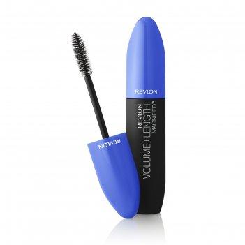 Тушь для ресниц revlon  mascara volume + length magnified объем+длина, тон
