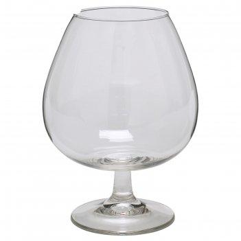 Рюмка коньячная оптималь, 750 мл, прозрачное стекло