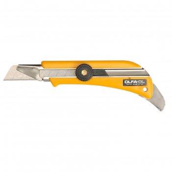 Нож olfa ol-ol, с выдвижным лезвием для ковровых покрытий, 18 мм