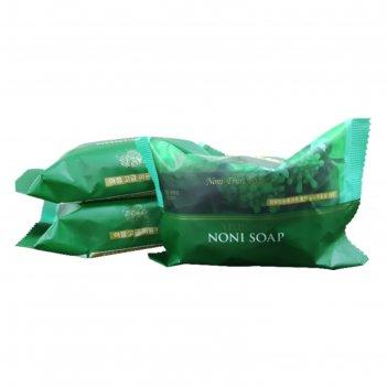 Мыло для лица juno yeojung, отшелушивающее, с экстрактом фрукта нони, 120