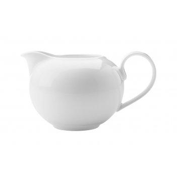 Молочник белая коллекция без инд.упаковки