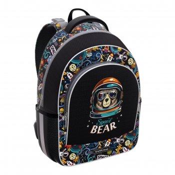 Рюкзак школьный, эргономичная спинка erich krause 37х27х17 см ergoline spa