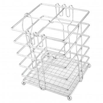 Подставка для столовых приборов 12х15 linea trina