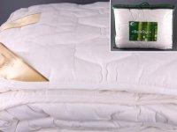 Одеяло 170х205 бамбуковое волокно, верх-сатин