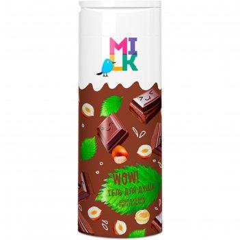 Гель для душа milk шоколадный, питательный, 400 мл