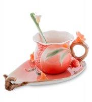 Fm-01/32 чайная пара цветущий гранат (pavone)