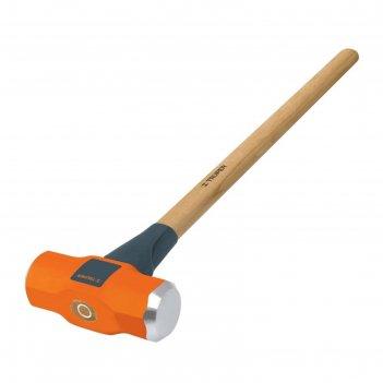 Кувалда truper md-8m, 3.6 кг, кованая, деревянная ручка с антишоковой защи
