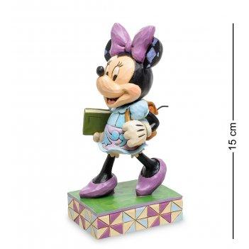 Disney-4051996 фигурка минни маус ученица (отличница)