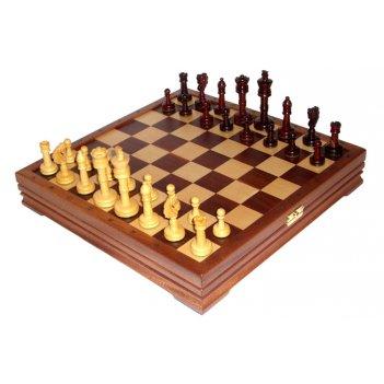 Rta-9719 игровой набор - шахматы + шашки.