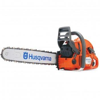 Бензопила husqvarna 576xp 9651754-18, шина 18, шаг 3/8, 5.7 л.с., 68 звень