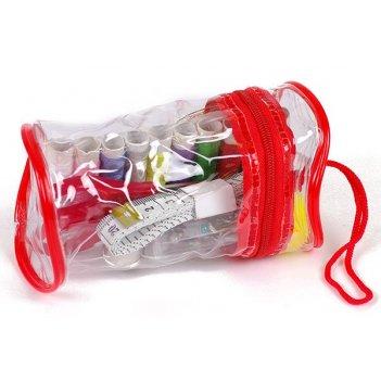 Дорожный набор в пластик.сумочке ср.