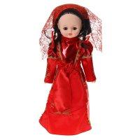Кукла восточная красавица со звуковым устройством