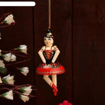Фигурка «балерина токарная», 13 см