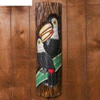 Панно настенное птицы счастья 47 см