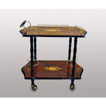 Стол сервировочный 45х75 см, h-78 см