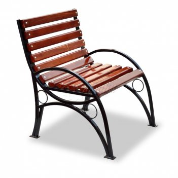 Кресло «бульвар» 0,6 м