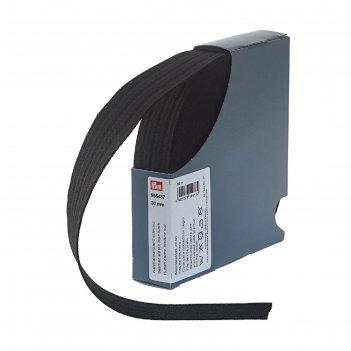 Эластичная лента для уплотнения шва 30 мм 10м, цвет черный