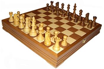 Rtc-3721 шахматы классические деревянные утяжеленные