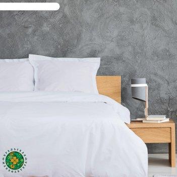 Постельное бельё 1,5сп этель hotel, размер 152х212 см, 187х232 см, 73х73 с