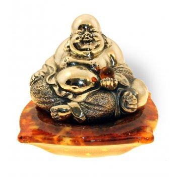 Сувенир будда на подушке