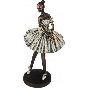 Статуэтка балерина 13*13.3*30см. коллекция ар-н...