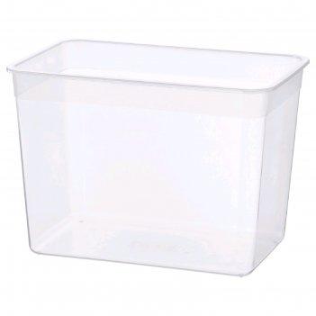 Контейнер для продуктов икеа/365+, пластик