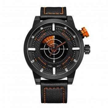 Наручные часы мужские михаил москвин gepard, модель 1225a11l5