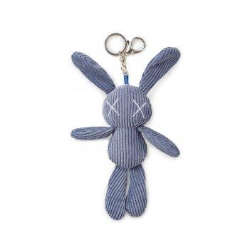 Игрушка мягкая lucky bunny  blue