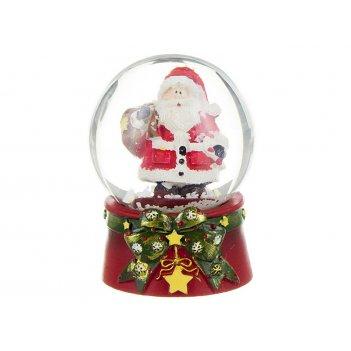 Фигурка новогодний шар 4,5*4,5*6,5 см (кор=96шт.)