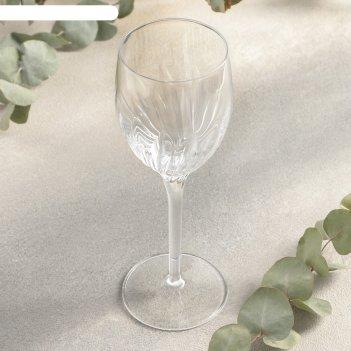 Бокал для белого вина h 21 сm,  d 7,5 cm,  275 мл incanto