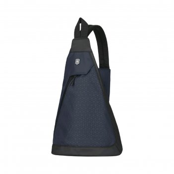 Рюкзак victorinox altmont original, с одним плечевым ремнём, синий, 25x14x