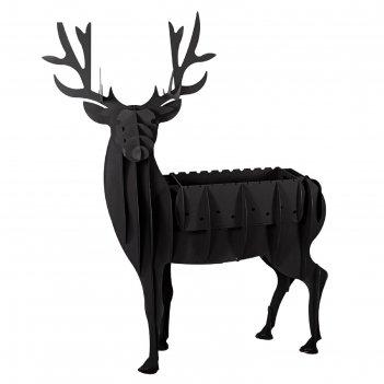Мангал boyscout «олень» стационарный, 120х80х150 см