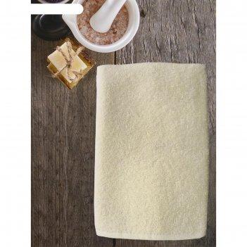 Полотенце ast cotton, размер 50 x 85 см,  молочный