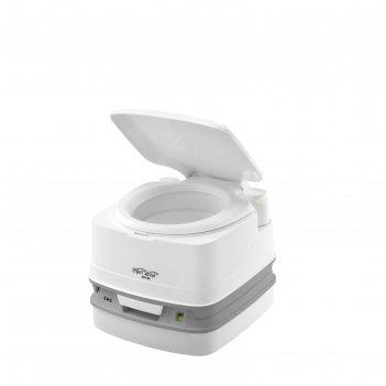 Биотуалет porta potti qube 345 , бак для стоков 12 л, бак для смыва воды 1