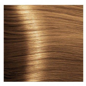 Крем-краска для волос kapous с гиалуроновой кислотой, 9.8 очень светлый бл