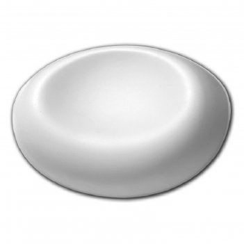 Подголовник для ванны viva (vw), белый