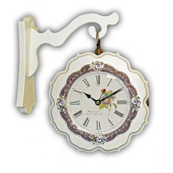 Настенные часы на подвесе b&s sa3306