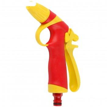 Пистолет-распылитель, регулируемый, штуцер, grinda classic quick connectio