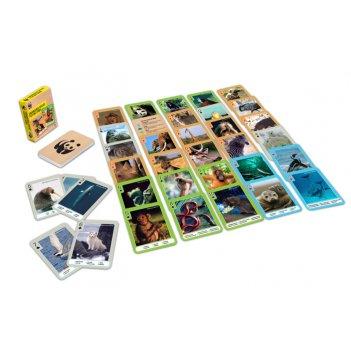 Wwf990 игральные карты исчезающие виды