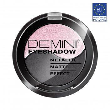 Тени для век demini metallic matte effect eye shadow, тон 803