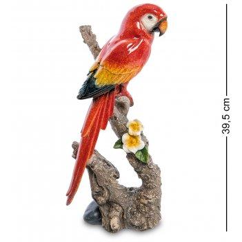 Mn- 12 фигура попугай ара