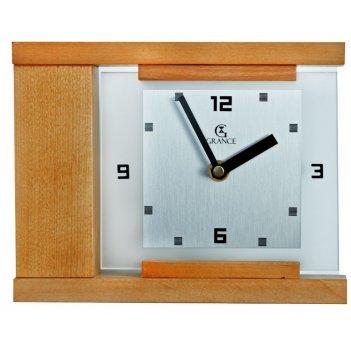 Настольные часы k-02  тик 210х170х55 мм