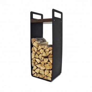 Дровник lite woodbox classic two, товары для загородного дома