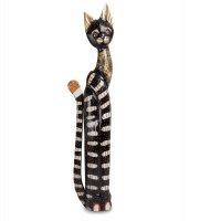 99-116 статуэтка кошка 100см (албезия, о.бали)