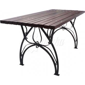 Стол садовый «флора» 1,5 м