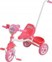 Детский трехколесный велосипед 1toy - angry birds