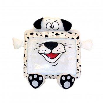 Чехол-игрушка далматин для планшета, 36 см