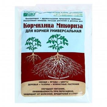 Удобрение кормилица микориза,  для корней,  универсальная 1 л
